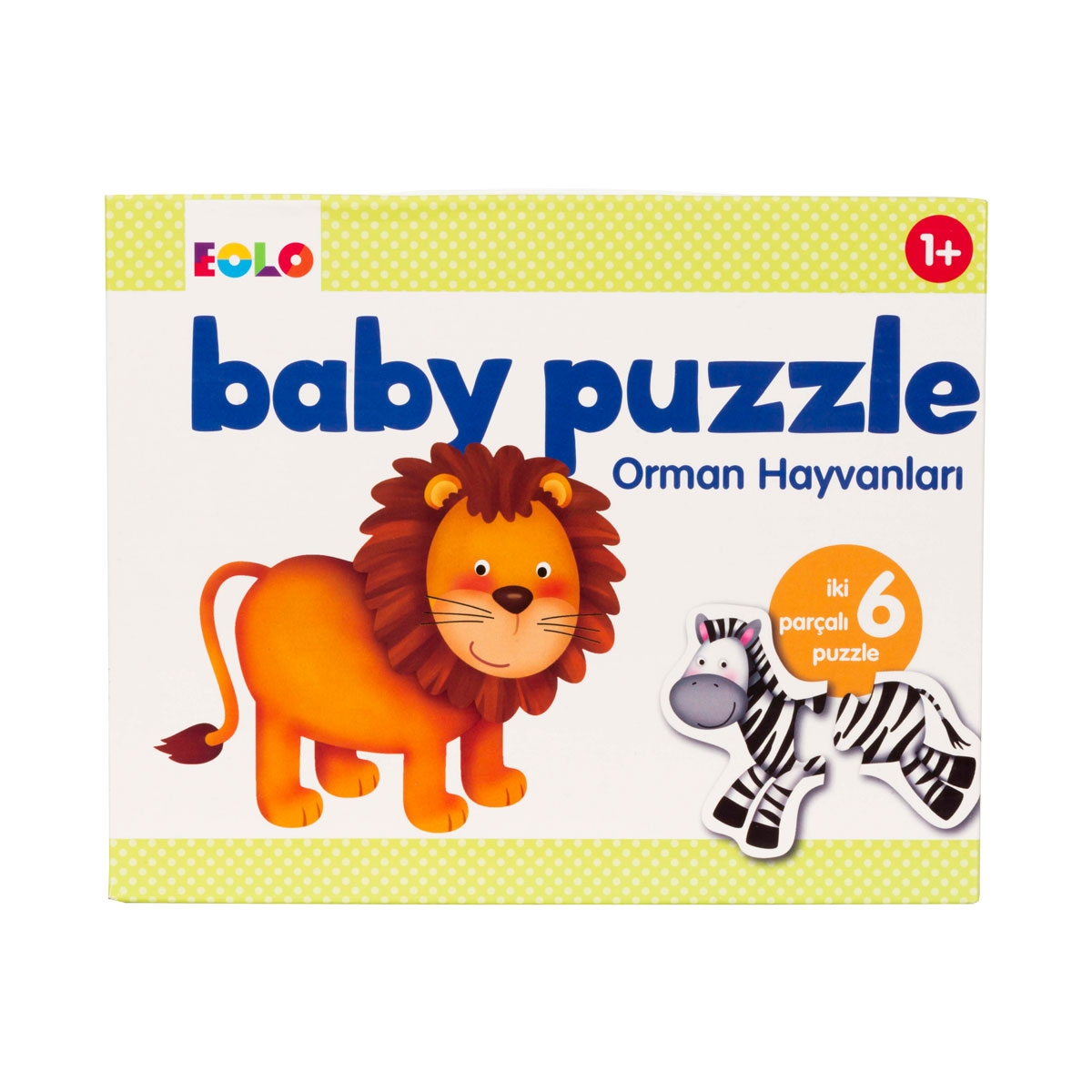 Baby Puzzle - Forest Animals