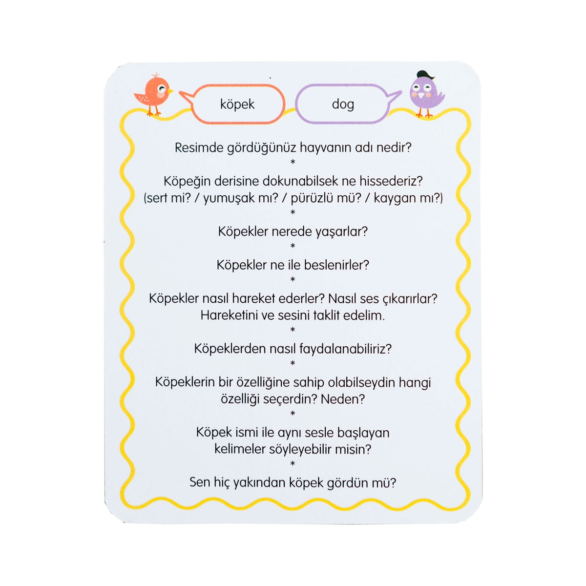 Visual Educational Cards (112 Cards)