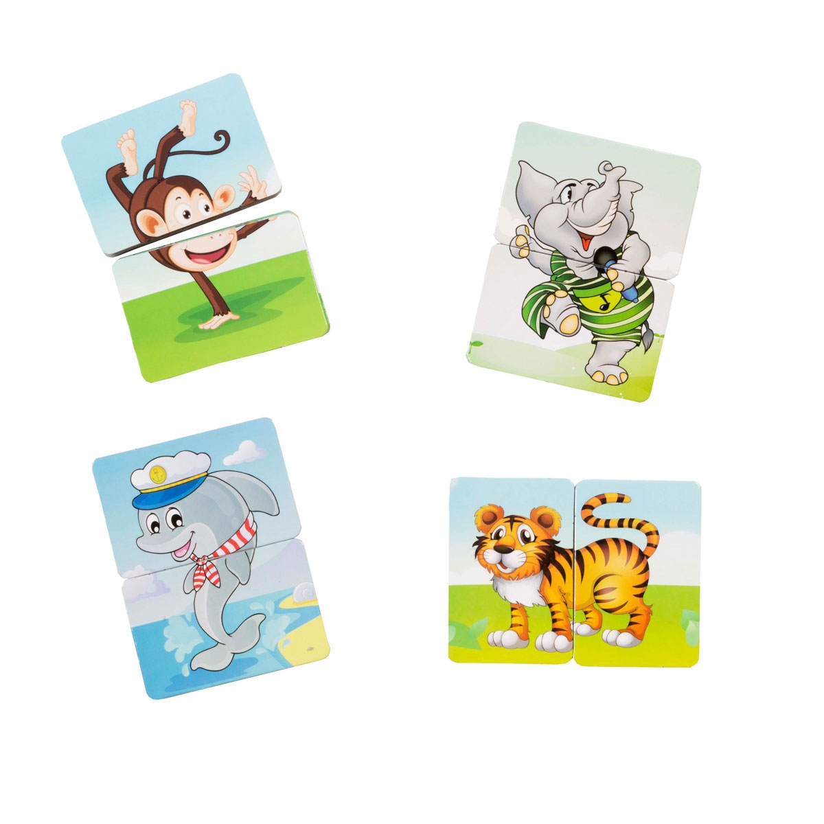 Mix-up Cards - Animals