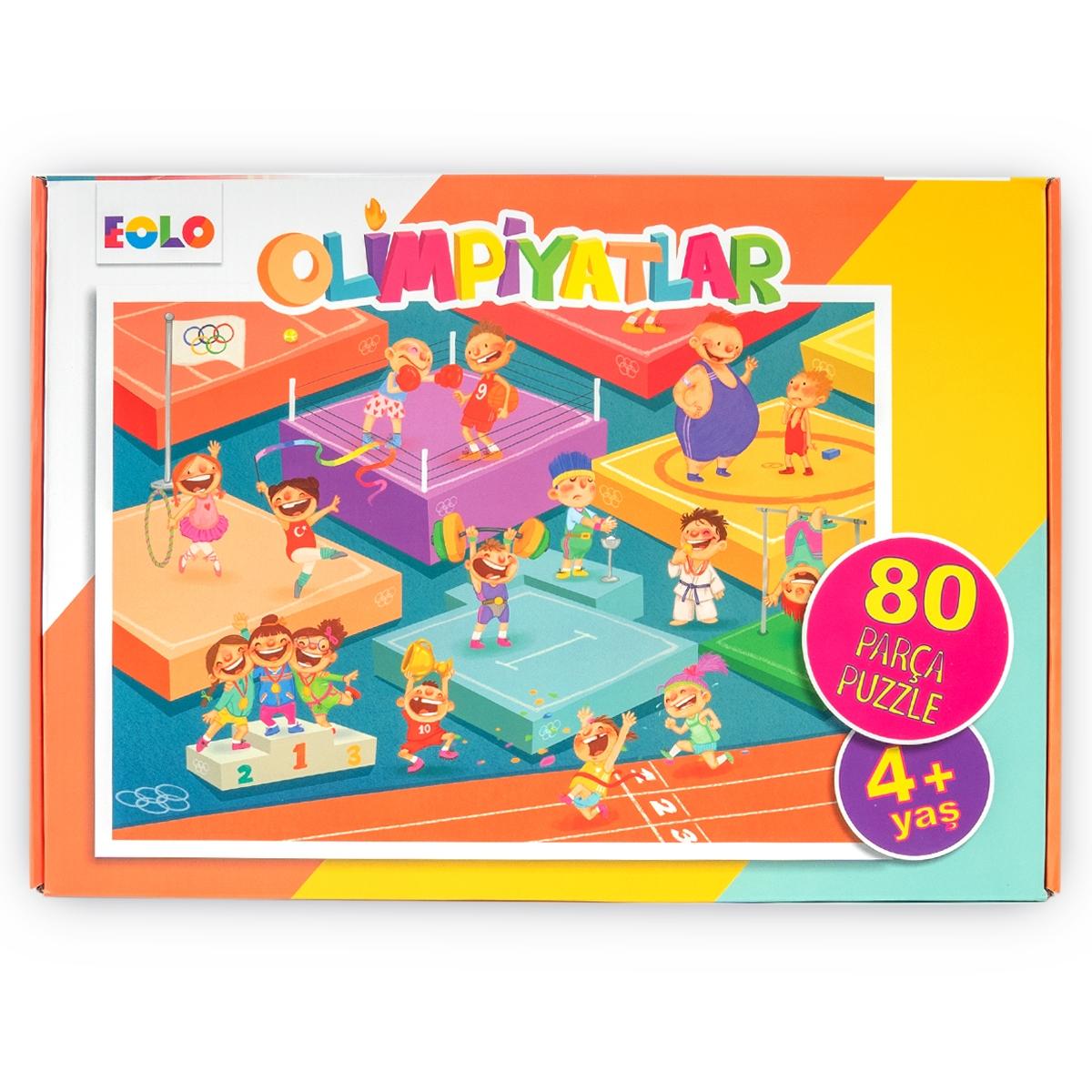 Floor Puzzle – Olympics