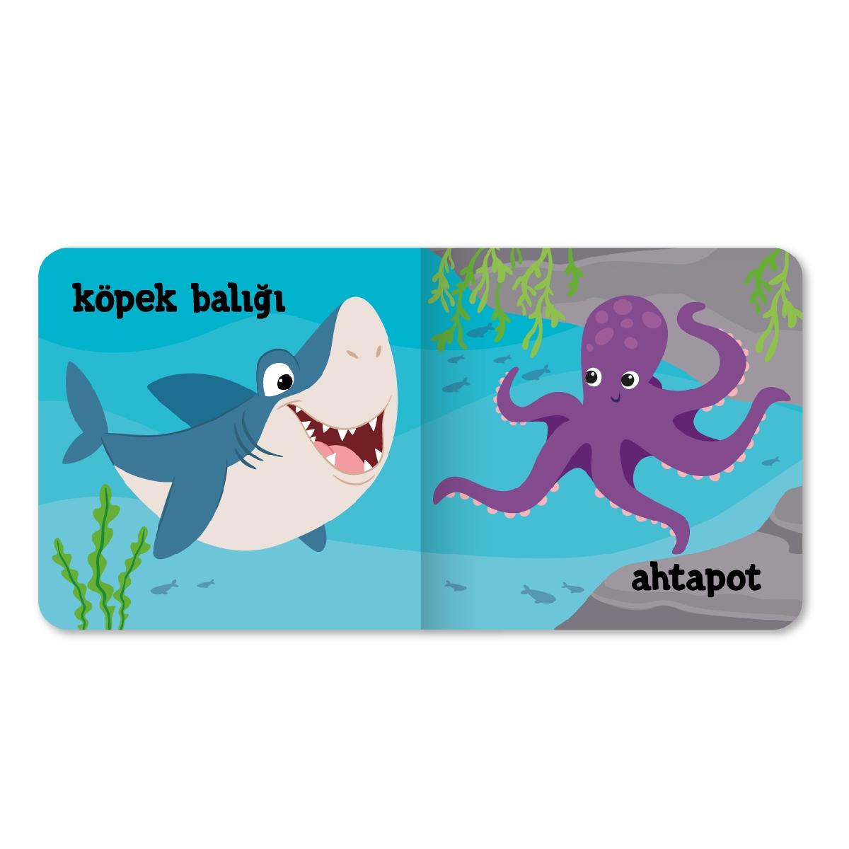 Mini Books – Underwater