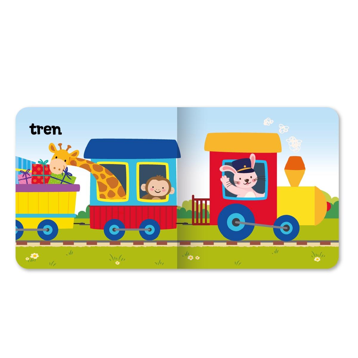 Mini Books – Vehicles