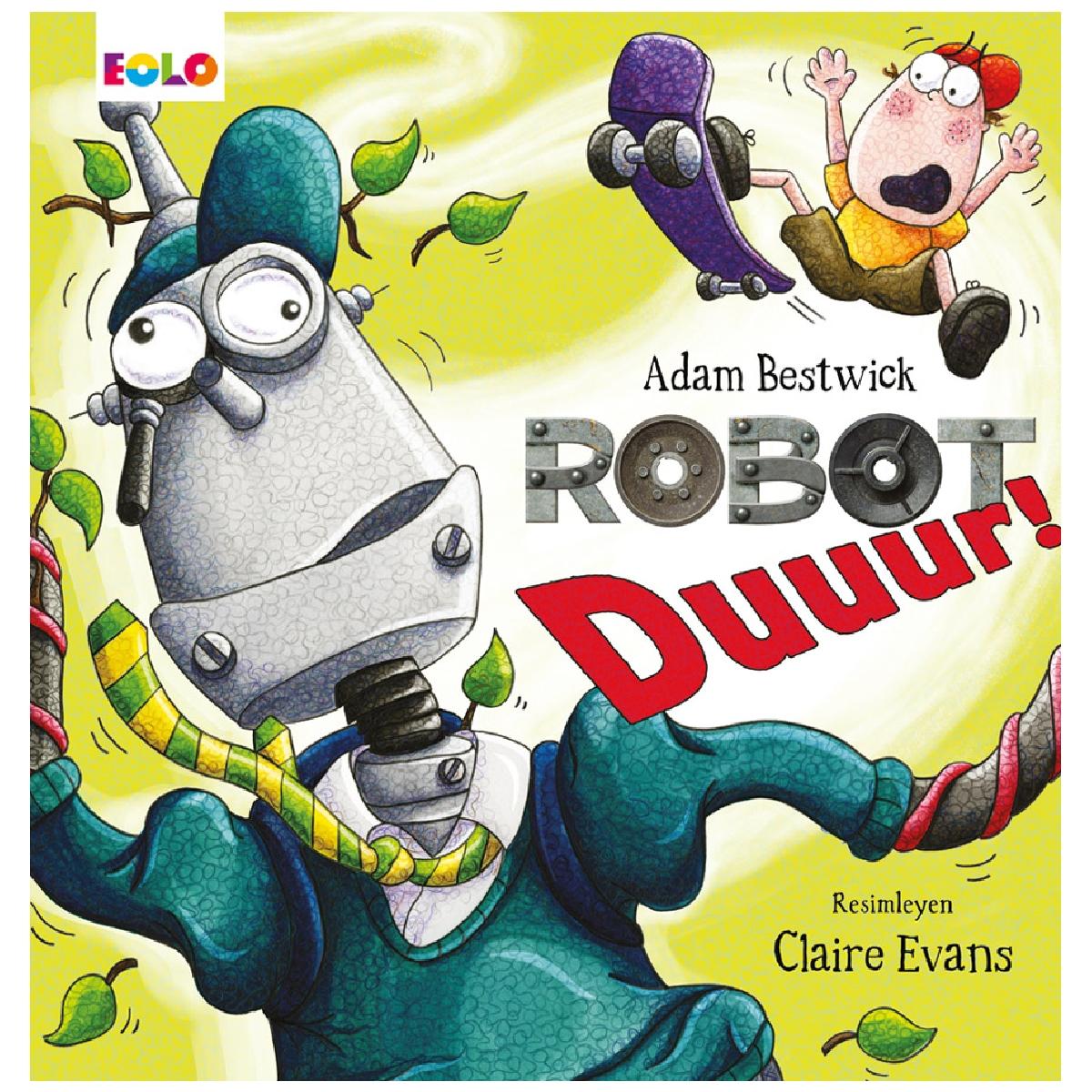 Robot Stop!