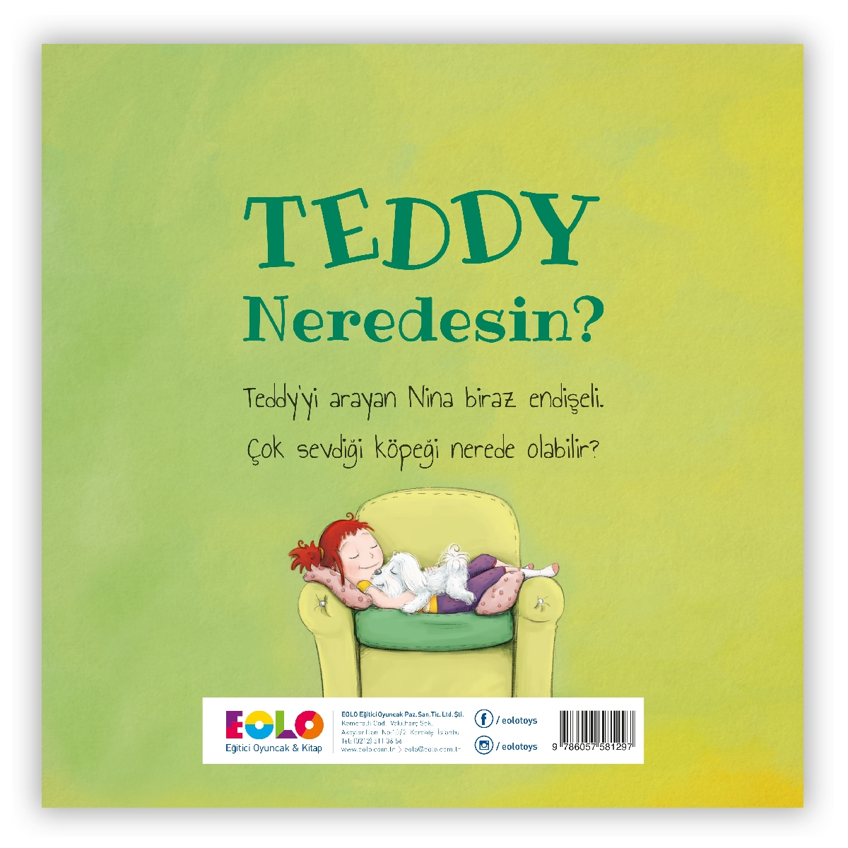 Teddy Where are you?